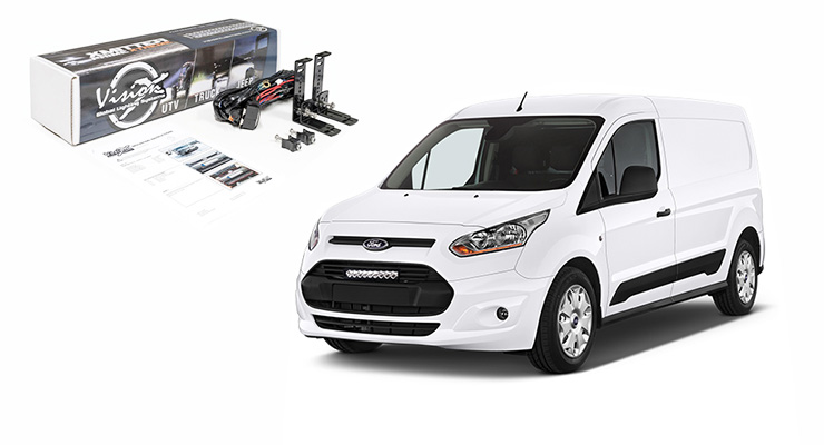 Vision X Europe Ford Transit XPR-9