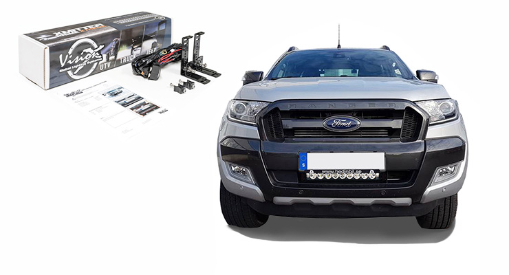 Vision X Europe Ford Ranger XPR-9M