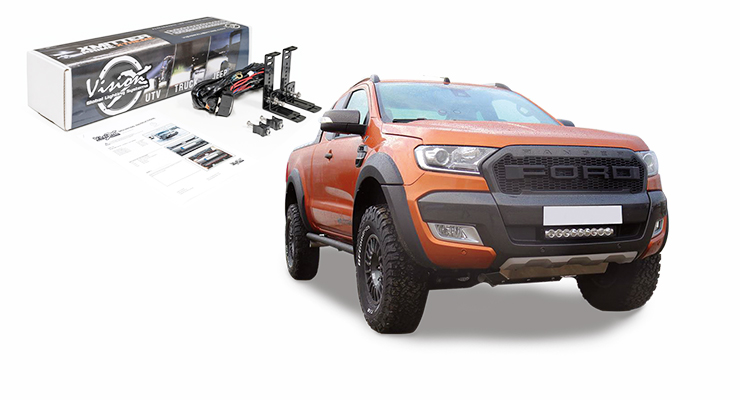 Vision X Europe Ford Ranger XPR-9