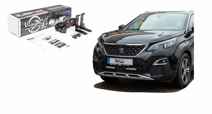 Vision X Peugeot 3008 xpr Series