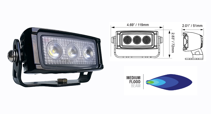 Vision X VL Work Light LED